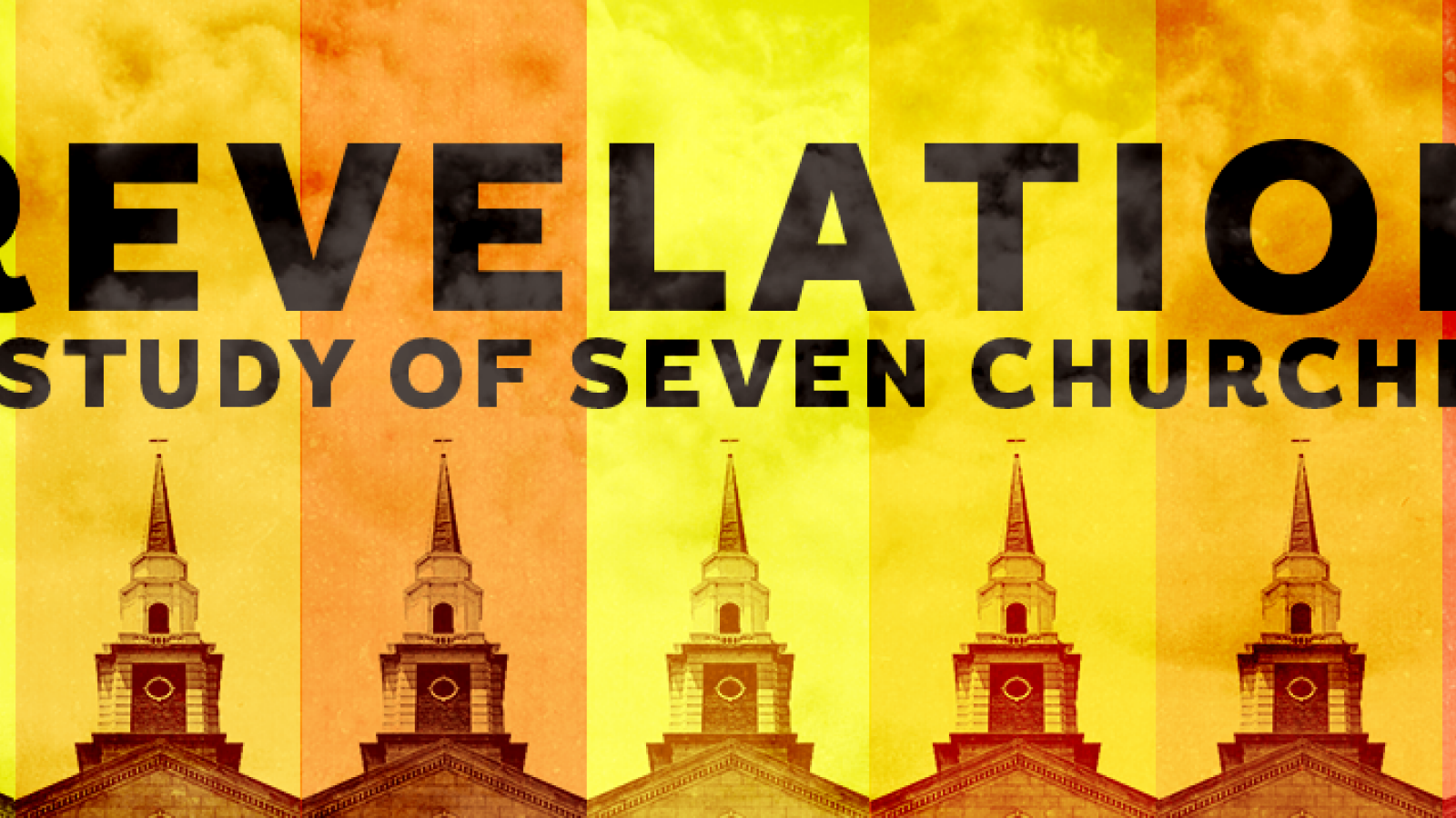 Revelation - The 7 Churches