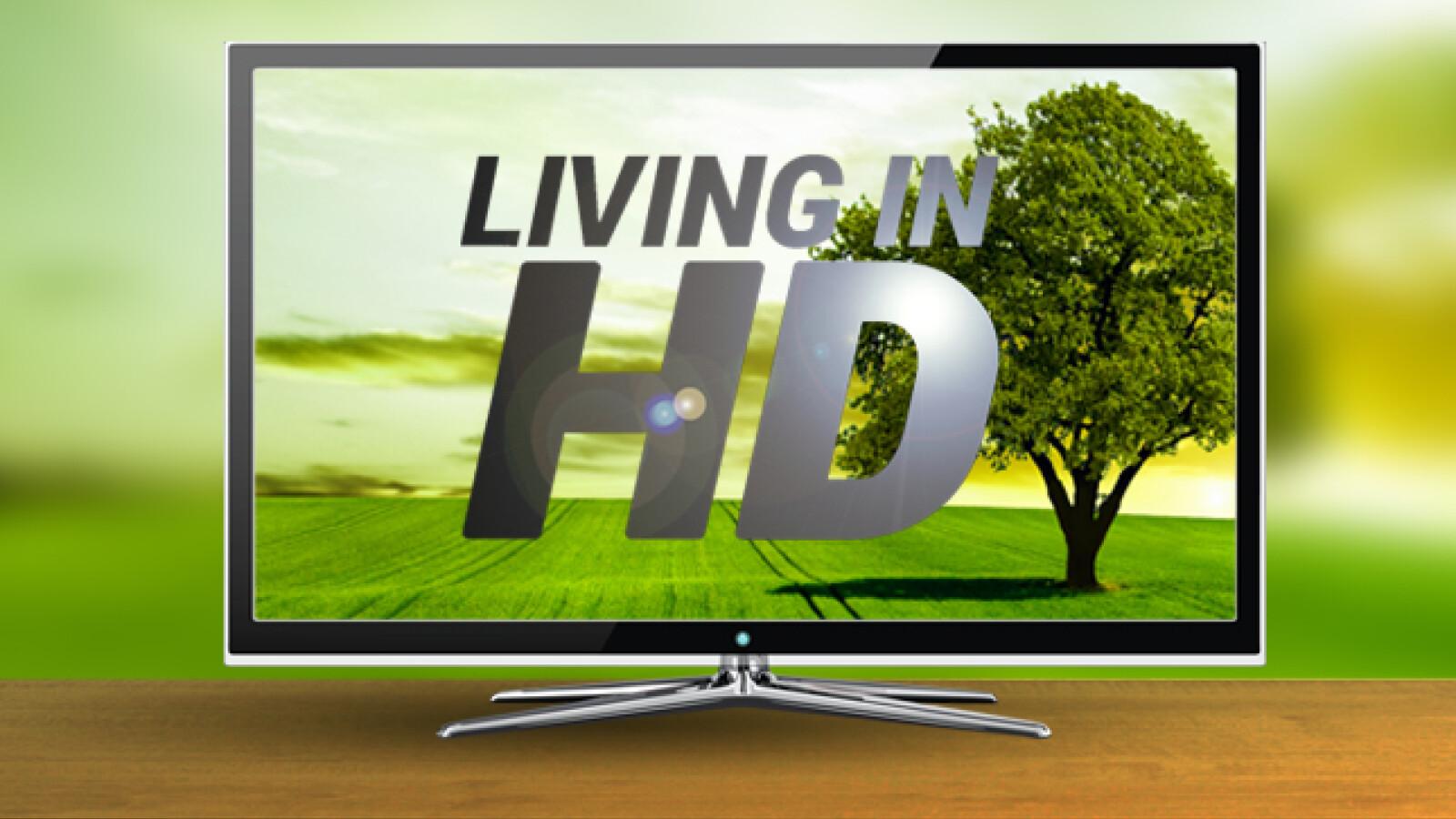 Living In HD
