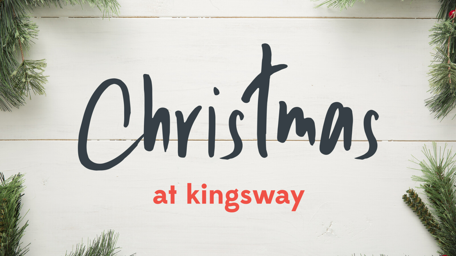 Christmas at Kingsway 2017