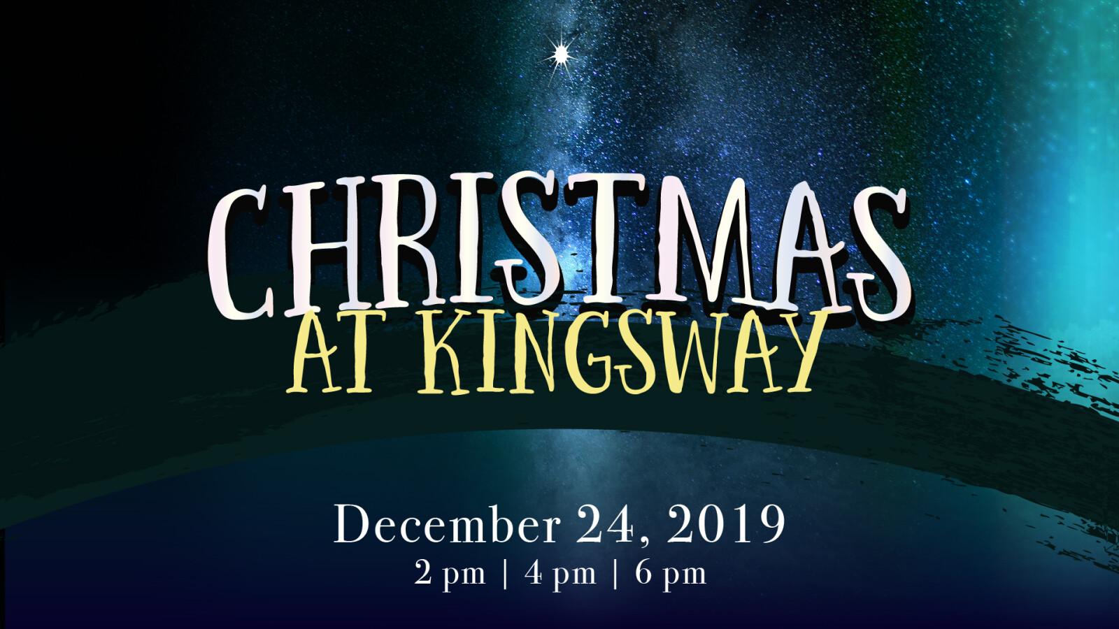 Christmas at Kingsway 2019
