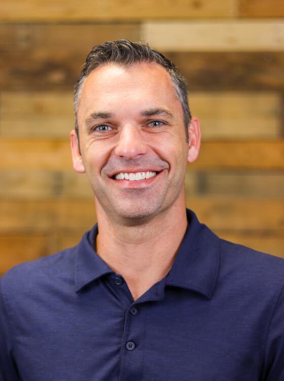 Brett Cadwell, Executive Pastor