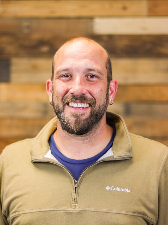 Kevin Wray, Facilities Supervisor