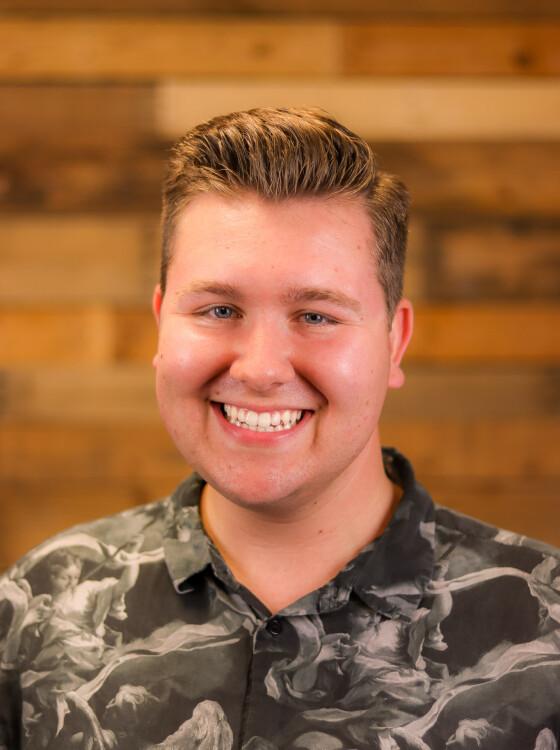 Luke Kegeris, Communications Intern